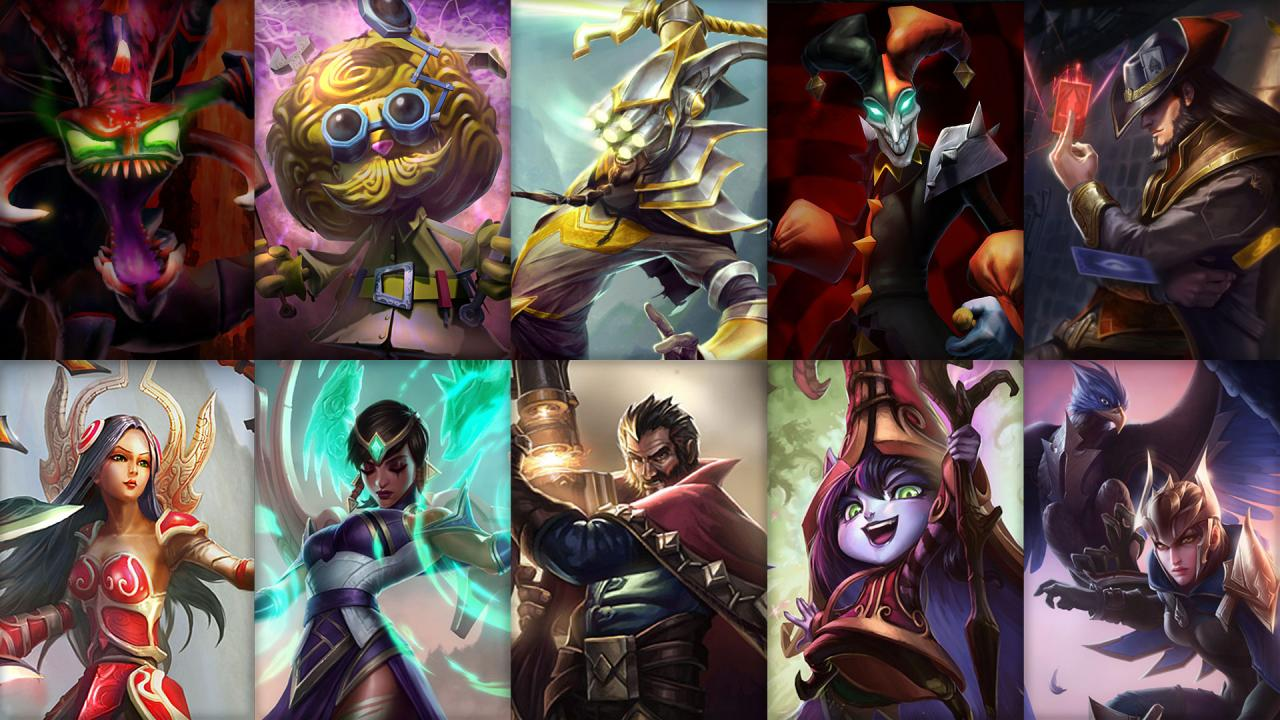 League_of_Legends_Ücretsiz_Şampiyon_Rotasyonu