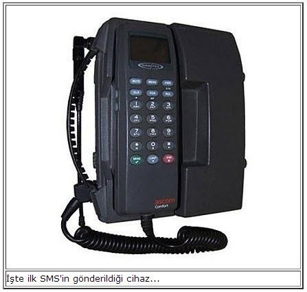sms_gonderilen_ilk_telefon