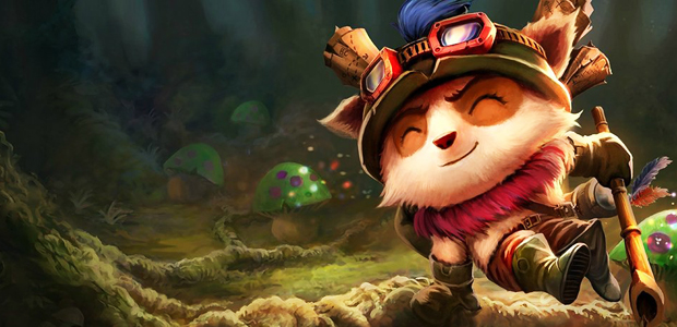 League of Legends teemo