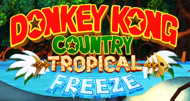 DK Country Trophical Freeze