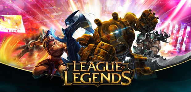 League of Legends 2014