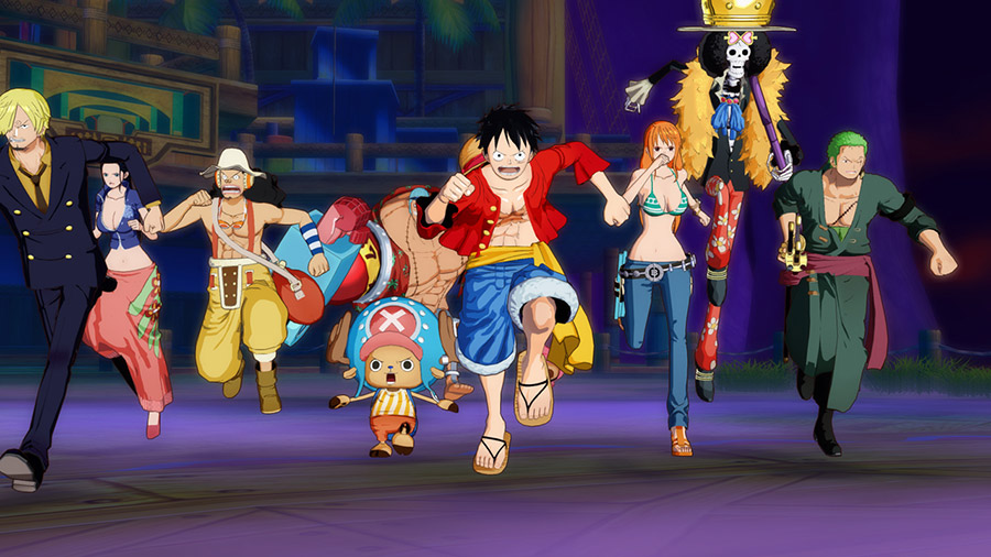 One Piece Unlimited World Red 1
