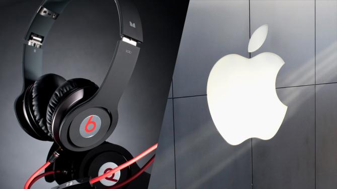 Beats Audio apple satın aldı