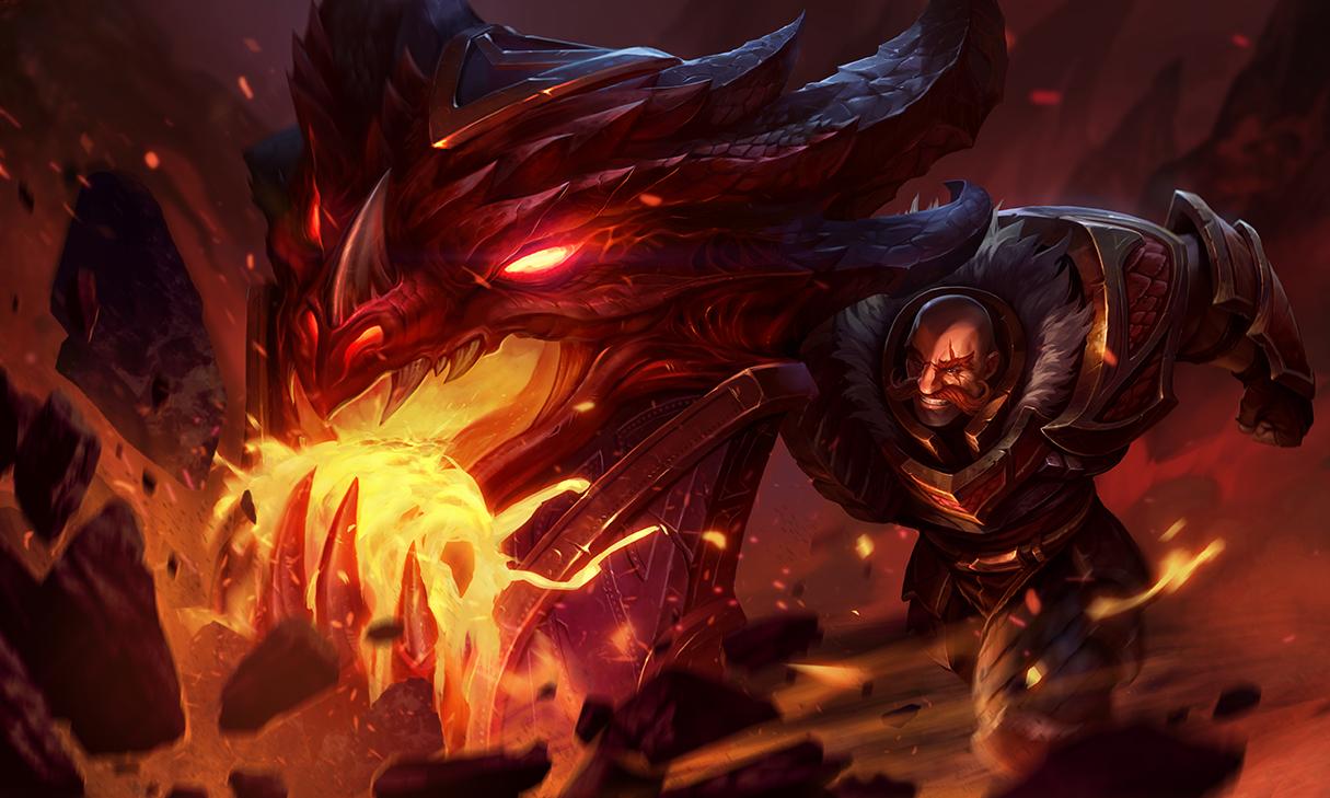 Dragonslayer-Braum