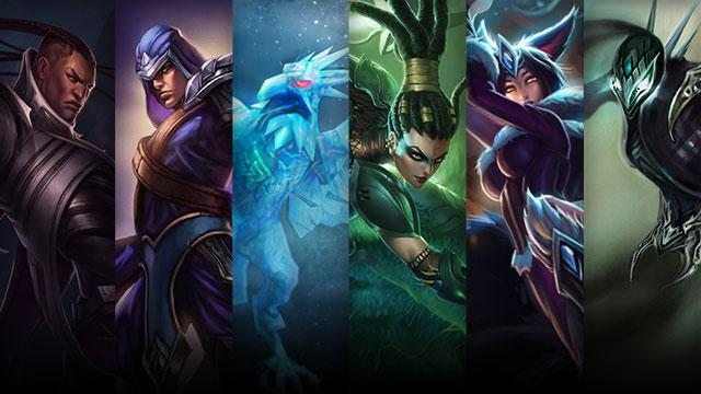 League of Legends şampiyon ve kostüm indirimi