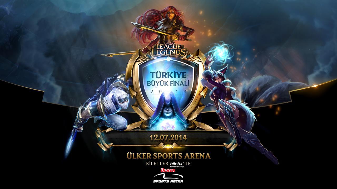 League of Legends 2014 Türkiye bütük finali