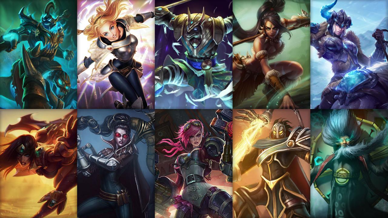 League of Legends haftanın ücretsiz şampiyonları