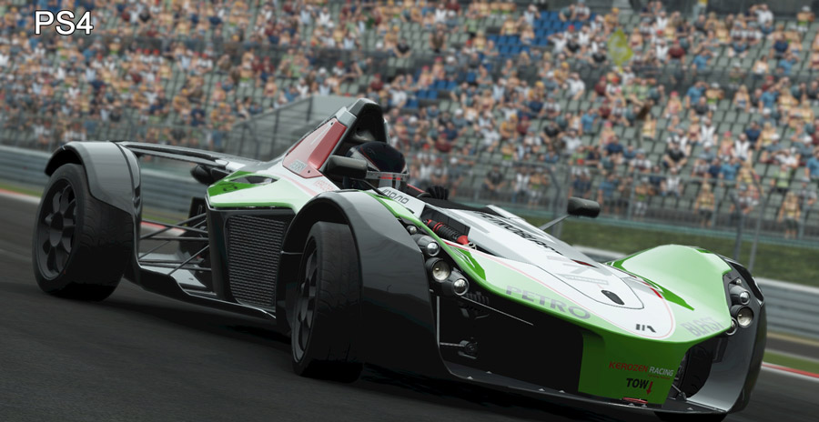 Project CARS ps4 1