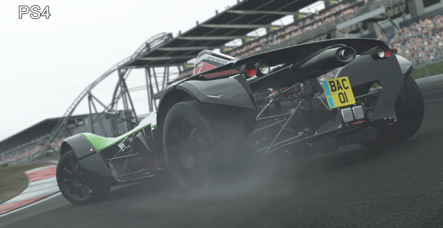 Project CARS ps4 2