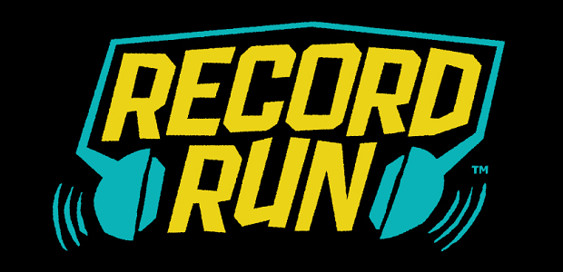 Record Run logo