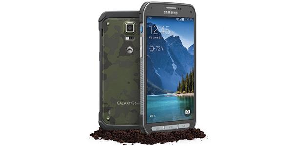 Samsung Galaxy S5 Active Duyuruldu