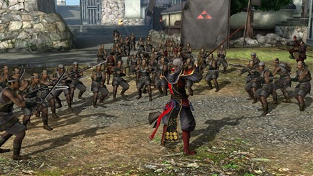 Samurai Warriors 4 ps3
