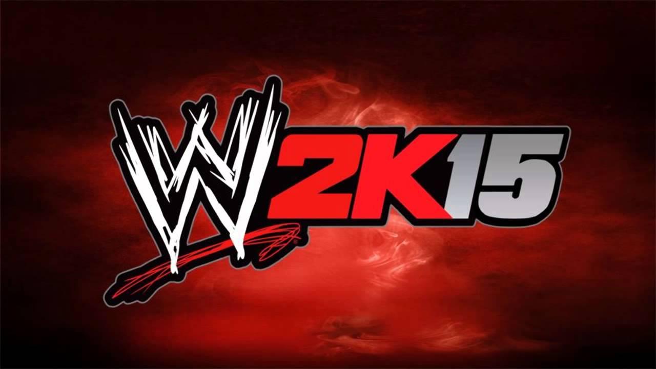WWE 2K15 logo