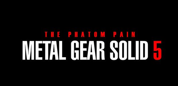 Metal Gear Solid V The Phatom Pain logo