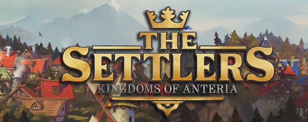 The Settlers Kingdoms of Anteria logo