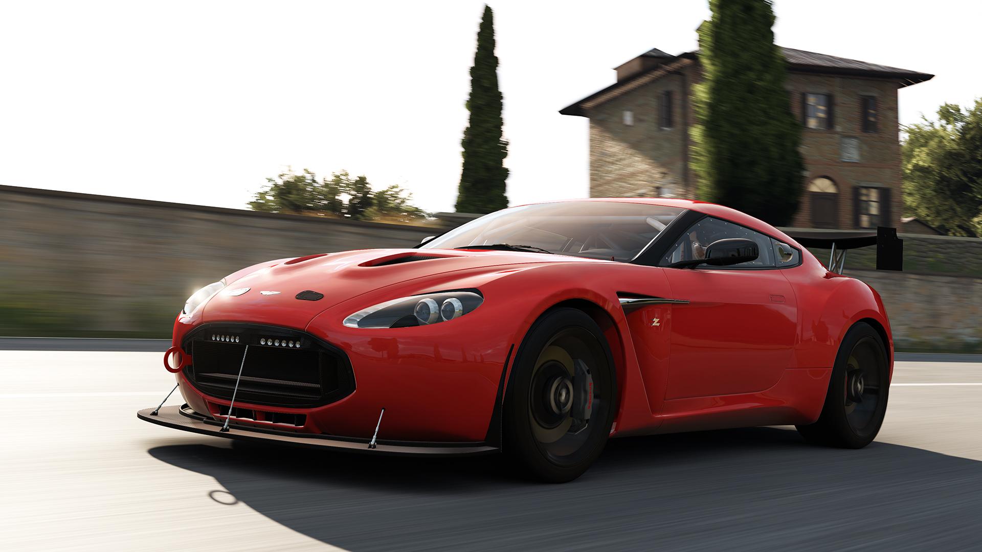 Forza Horizon 2 2011 Aston Martin V12 Zagato (Villa d'Este)