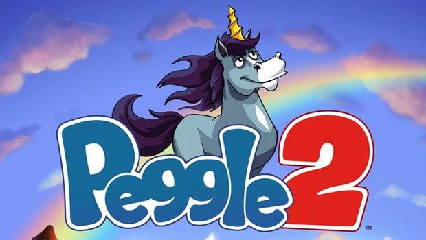 Peggle 2 logo