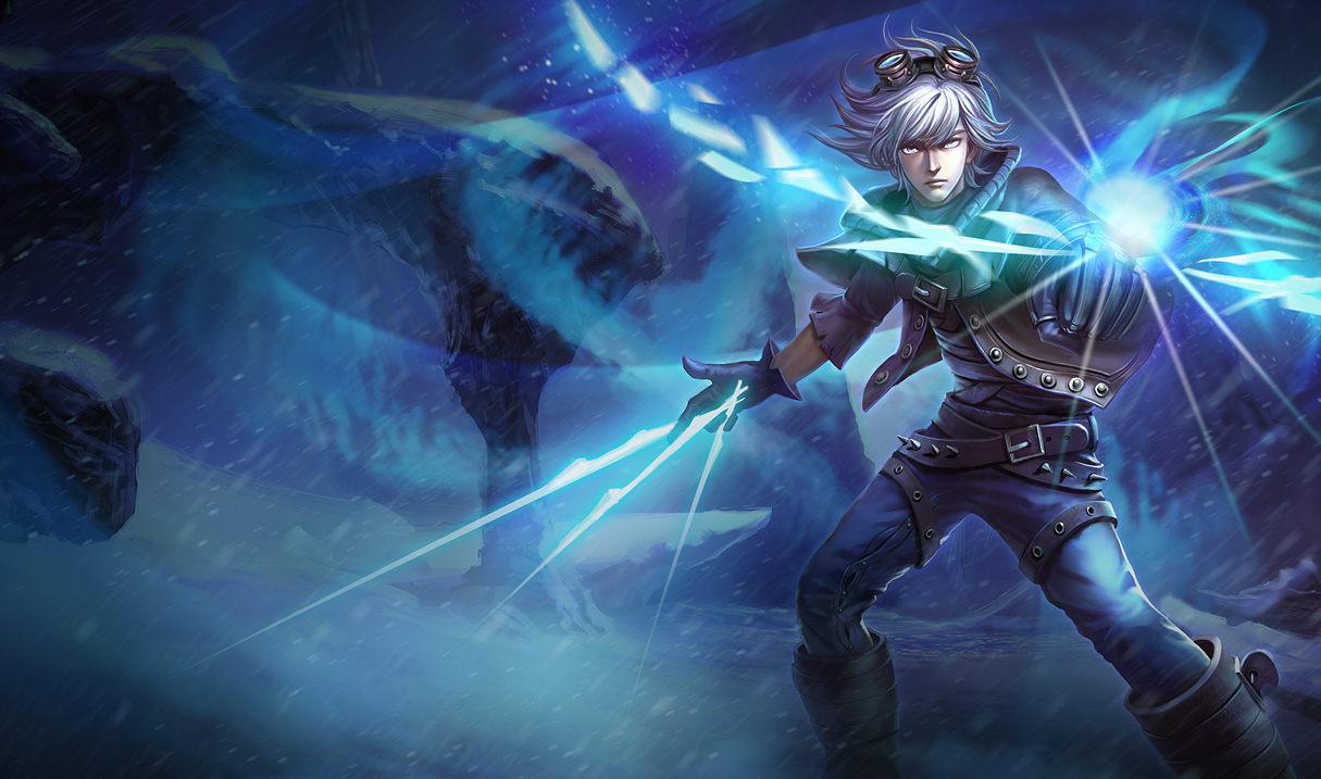 Ezreal Frosted