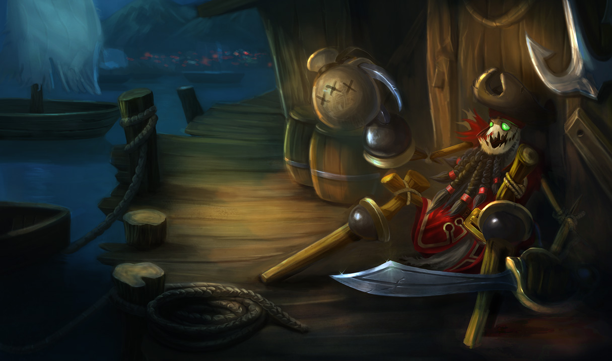 FiddleSticks Fiddle Me Timbers
