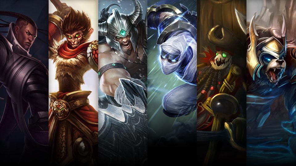 League of Legends 09.09.2014