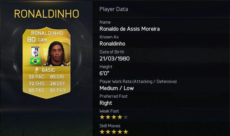 Ronaldinho - Querétaro (Mexico)