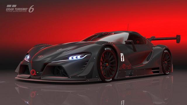 Toyota FT1 Vision Gran Turismo