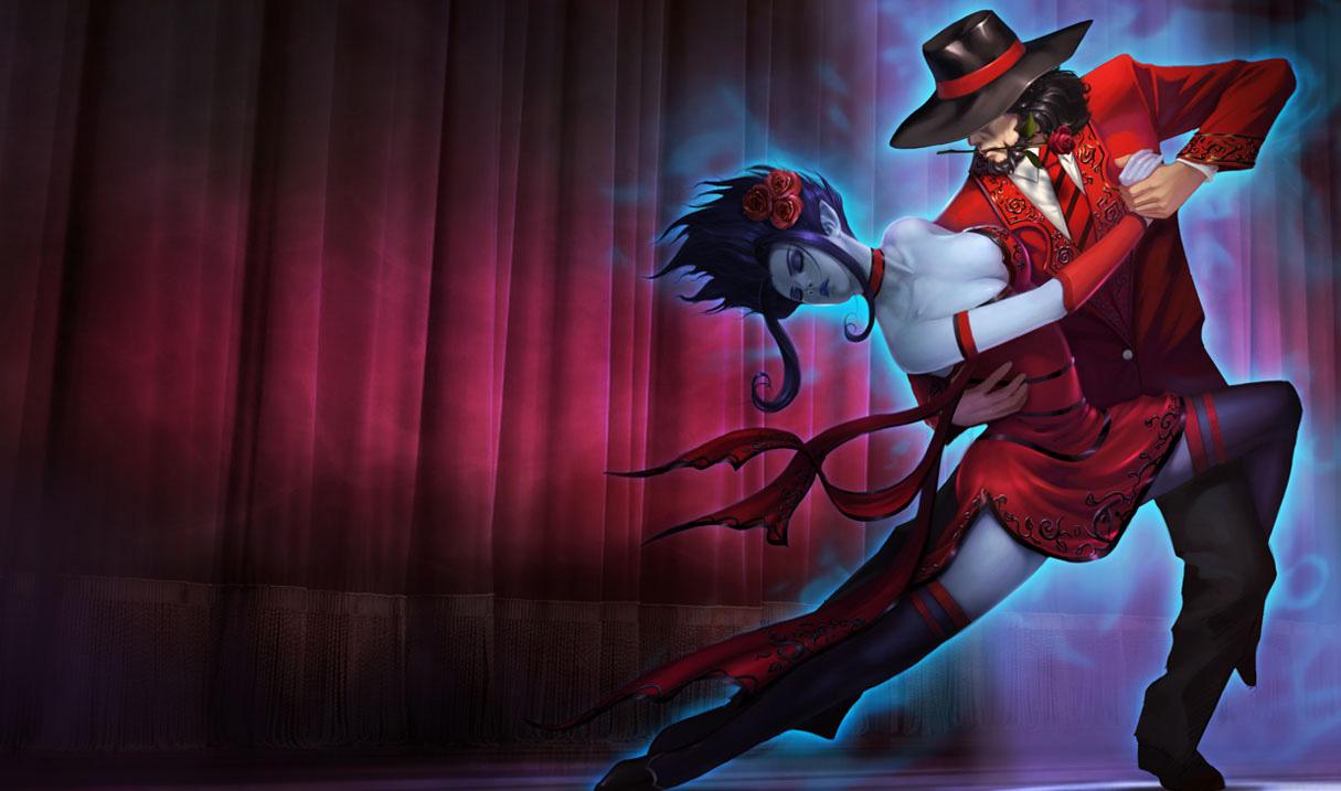 Twisted Fate Tango