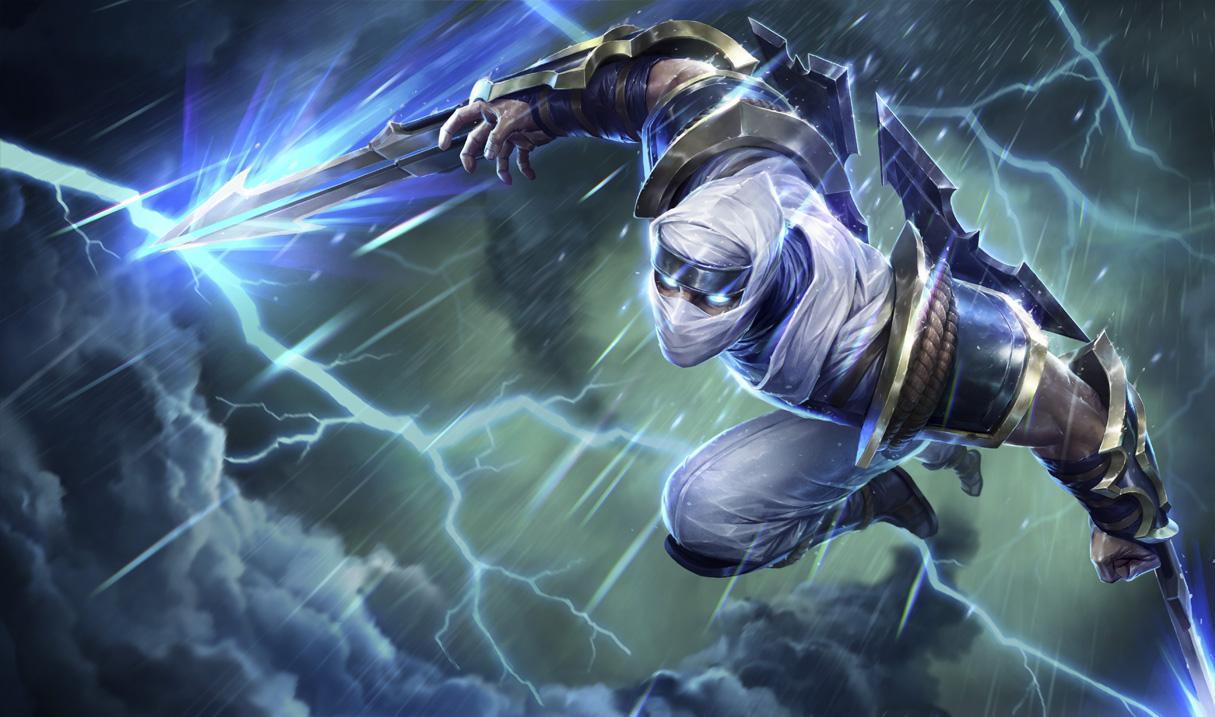 Zed Shockblade