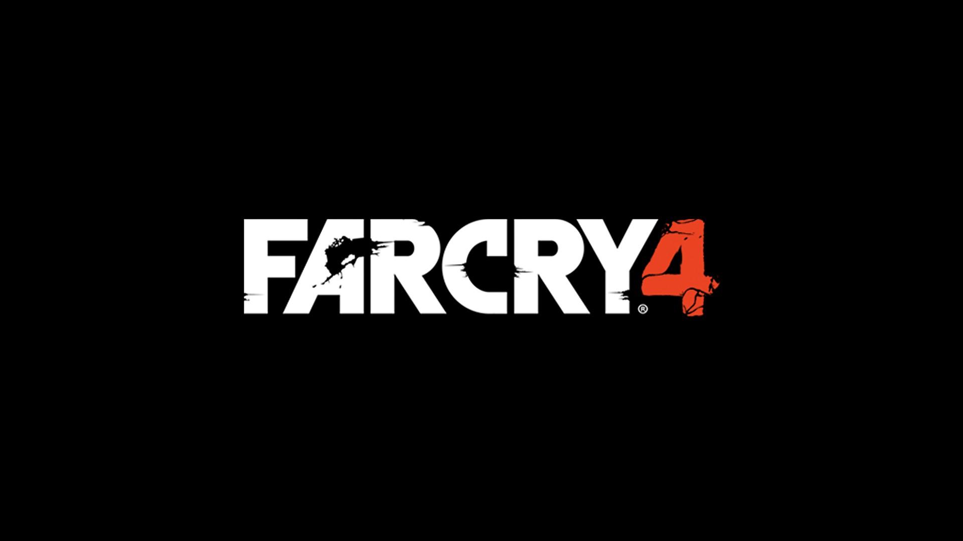 Far Cry 4 hd logo