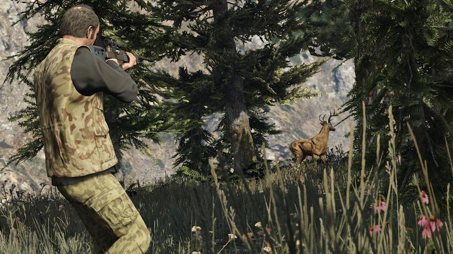 GTA V screenshot 1