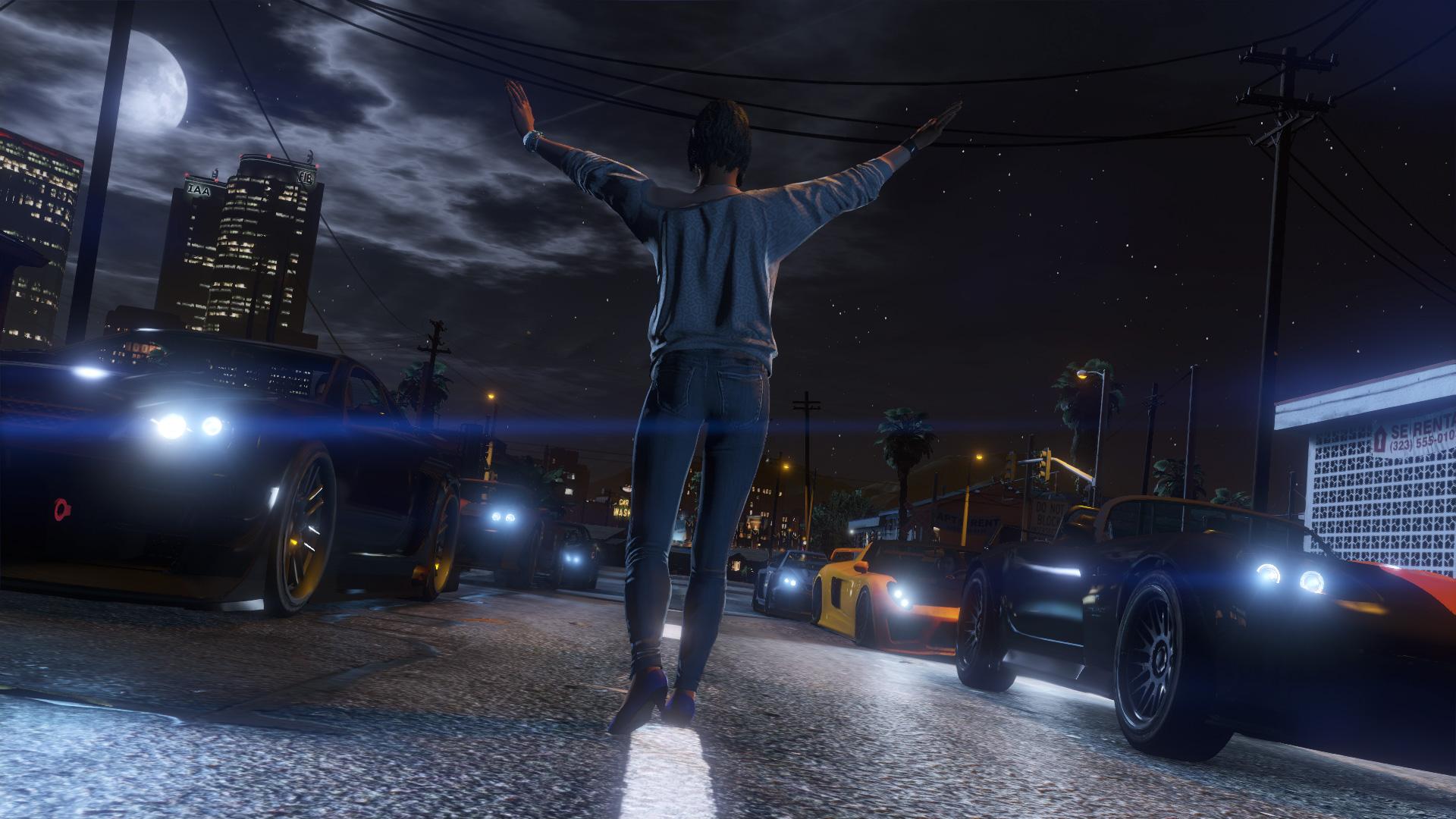 GTA V screenshot 2