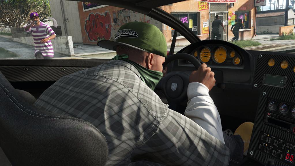 GTA V screenshot 8