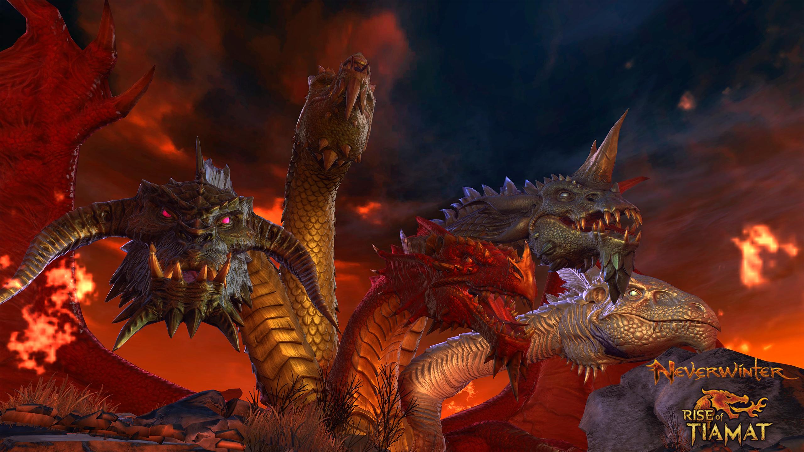 Neverwinter Rise of Tiamat screenshot