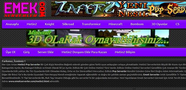 emek pvp server
