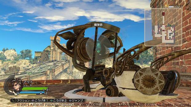 Dragon Quest Heroes screenshot 3