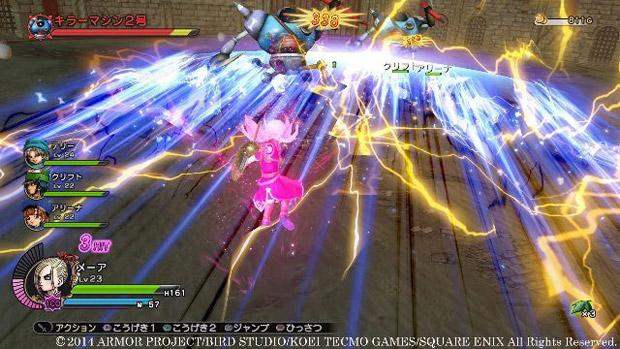 Dragon Quest Heroes screenshot 7