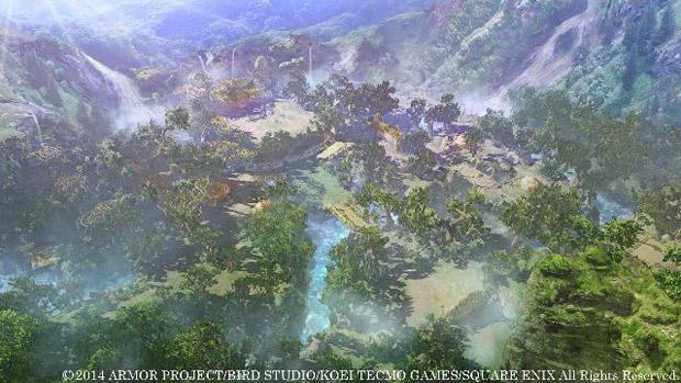 Dragon Quest Heroes screenshot4