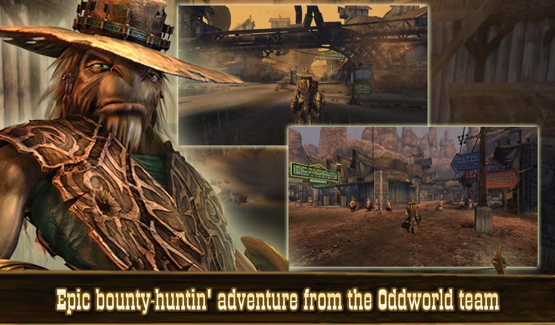 Oddworld Stranger's Wrath 1