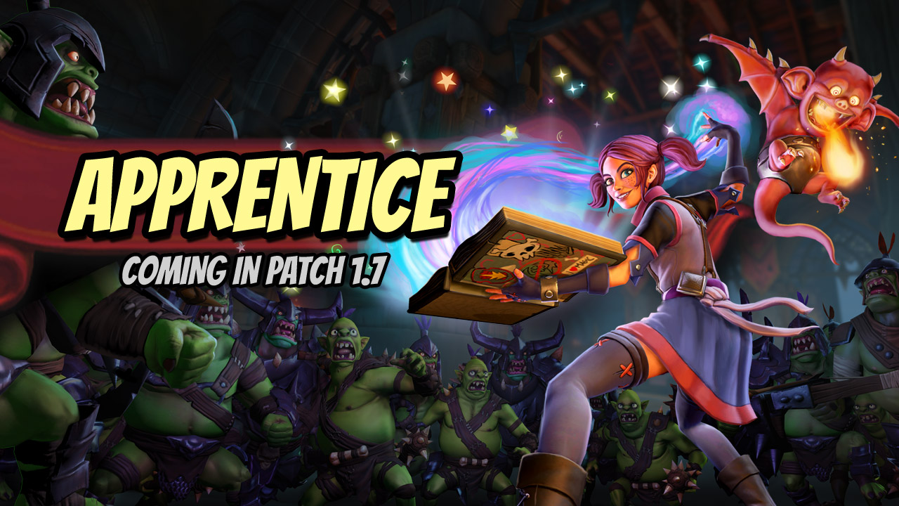 Orcs Must Die! Unchained Apprentice