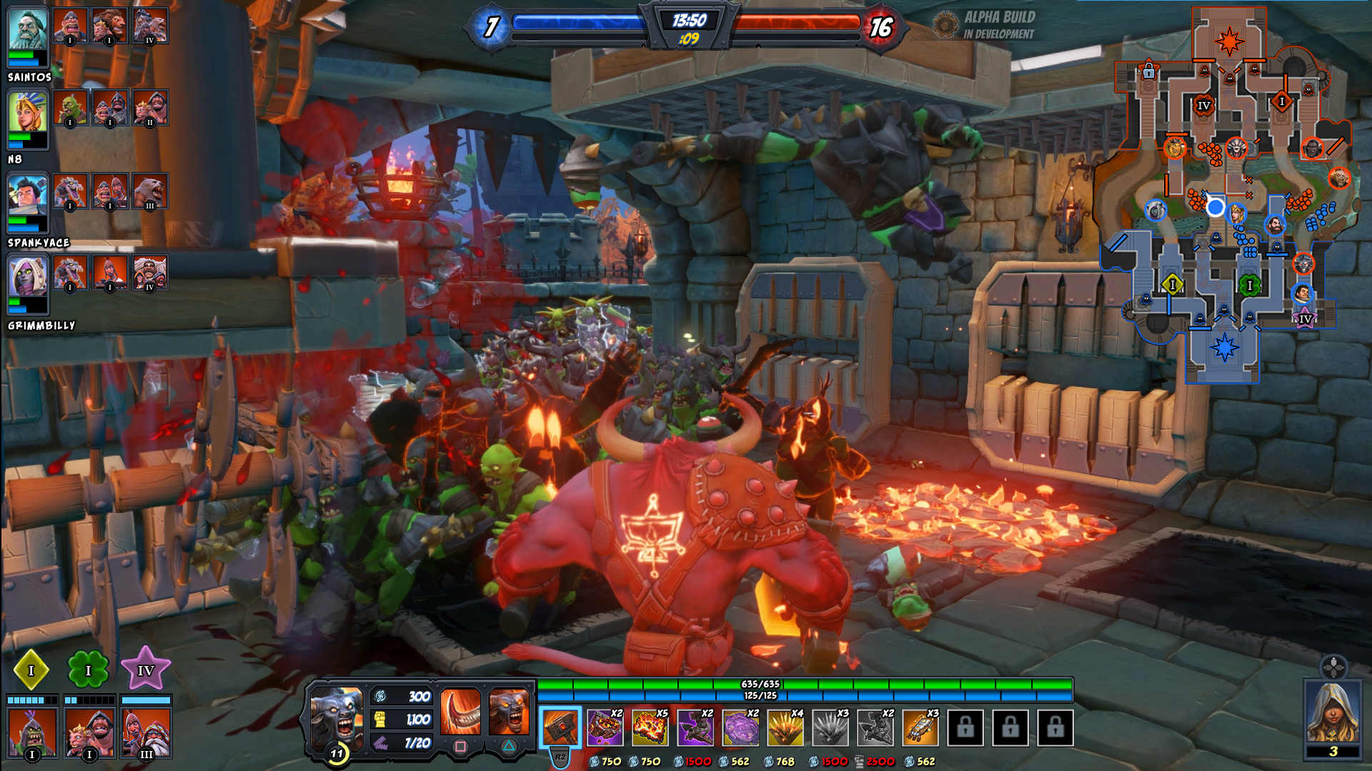 Orcs Must Die Unchained Temper