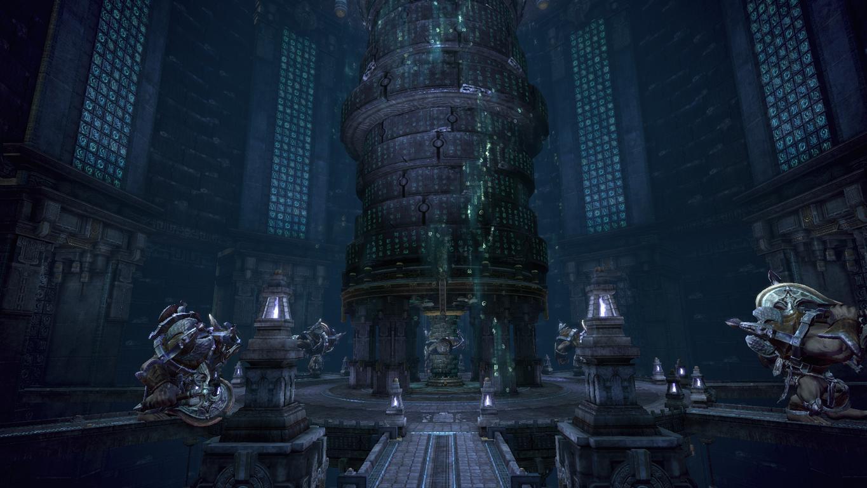 TERA Fate of Arun screenshot