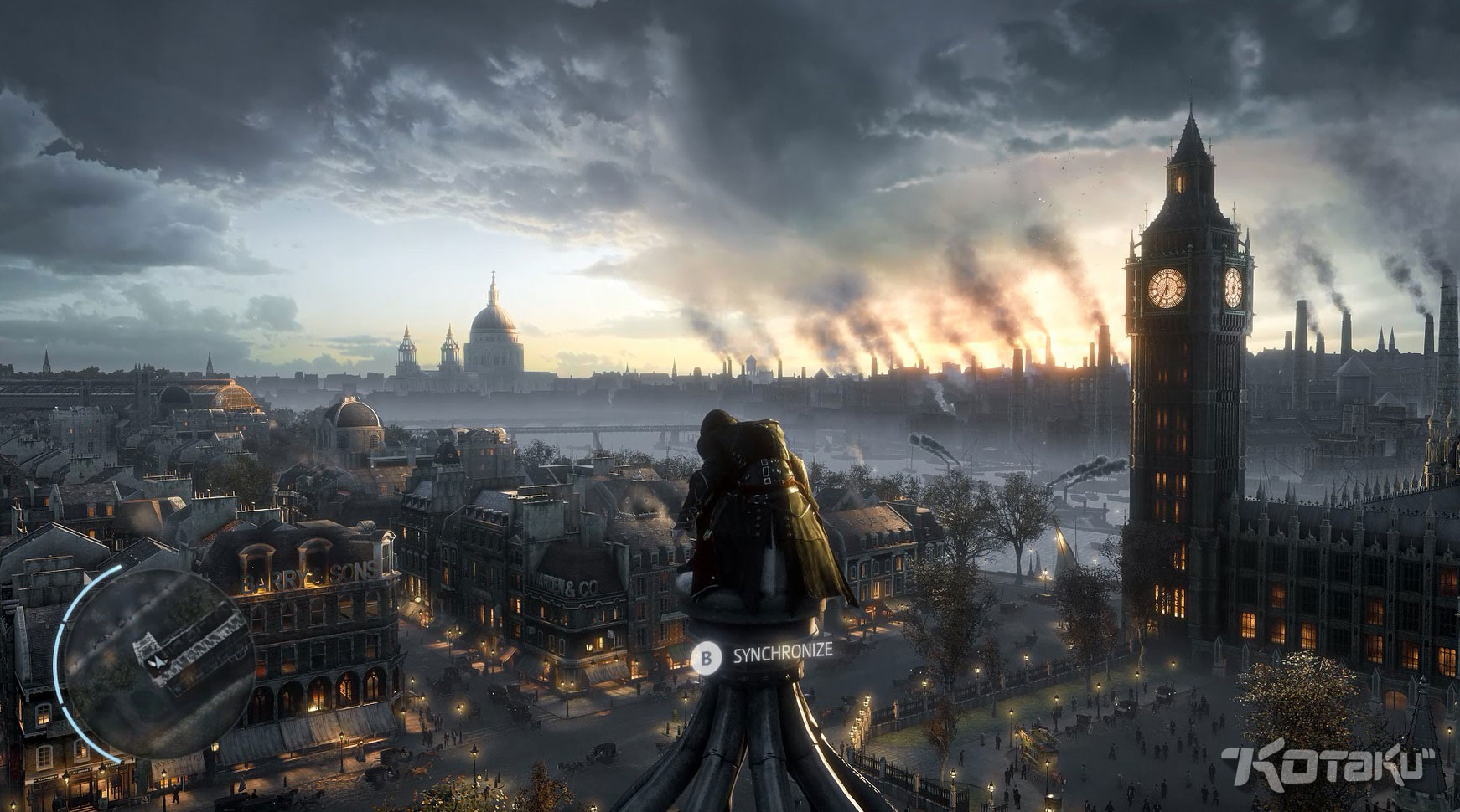 assassins Creed victory screenshot 1