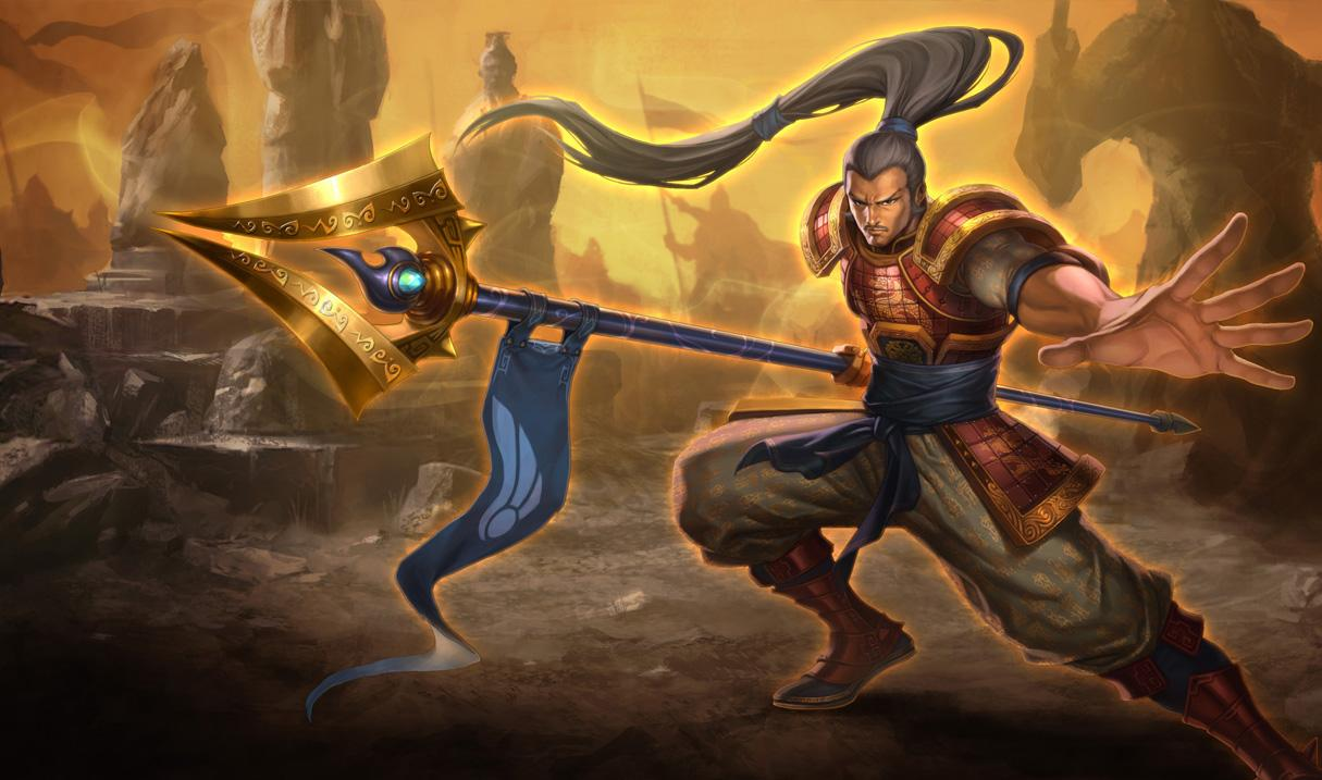 İmparatorluk Askeri Xin Zhao