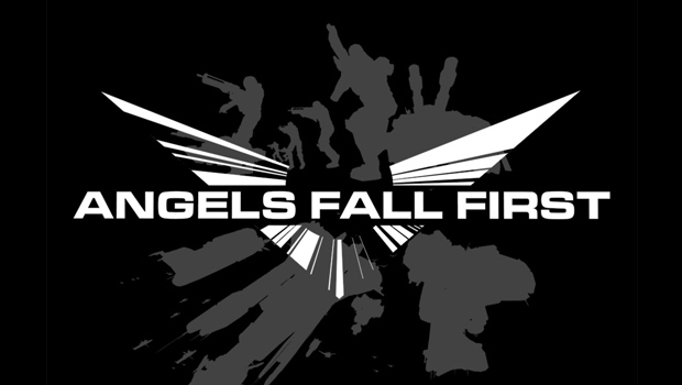 Angels Fall first logo