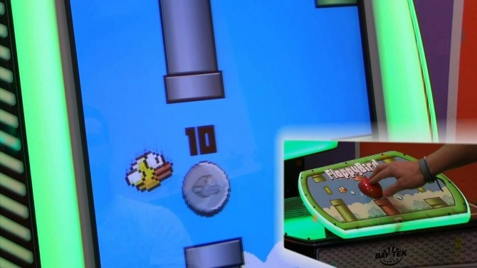Flappy Bird arcade 1