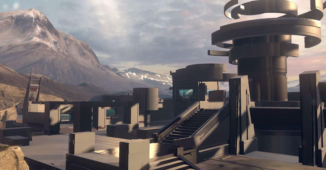 Halo 5 Guardians orion