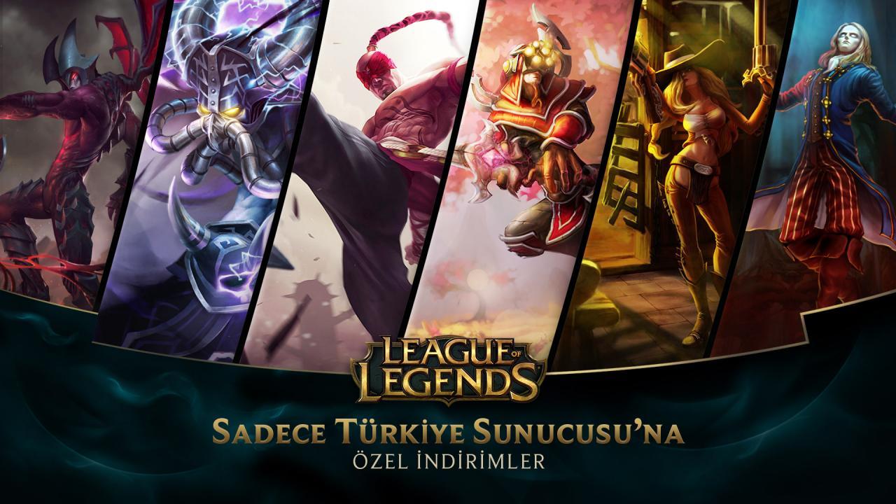 League of Legends TR 24 ocak