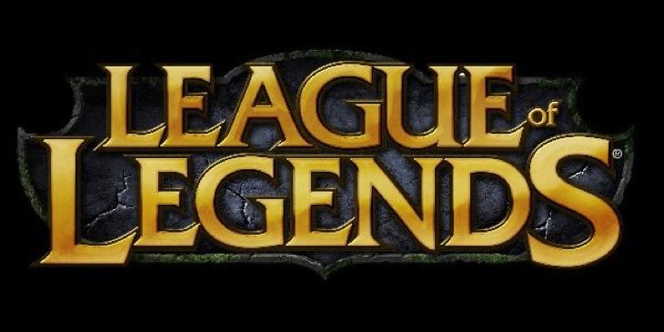 League of Legends black logo