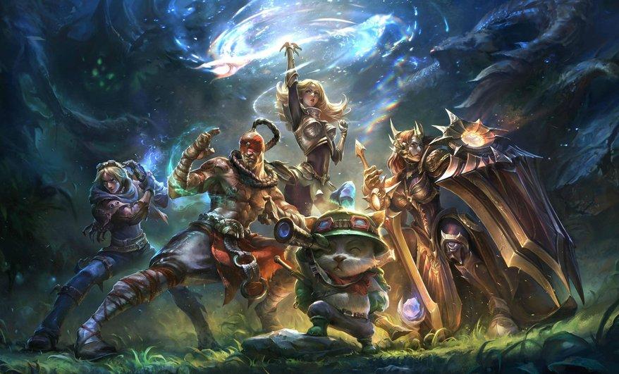 League of Legends nemesis modu