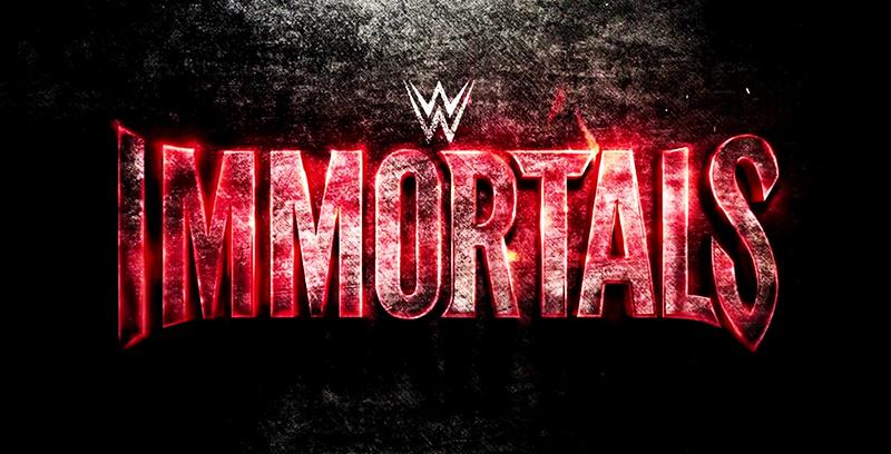 Nin Sin Logo WWE Immortals'ın Oy...